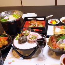 ◆6500円夕食