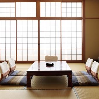 【喫煙】和室(8畳〜12.5畳)
