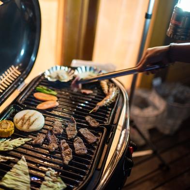 【BBQプラン】石垣牛セット(BBQ器材含む)付プラン♪通常よりもさらにお得♪