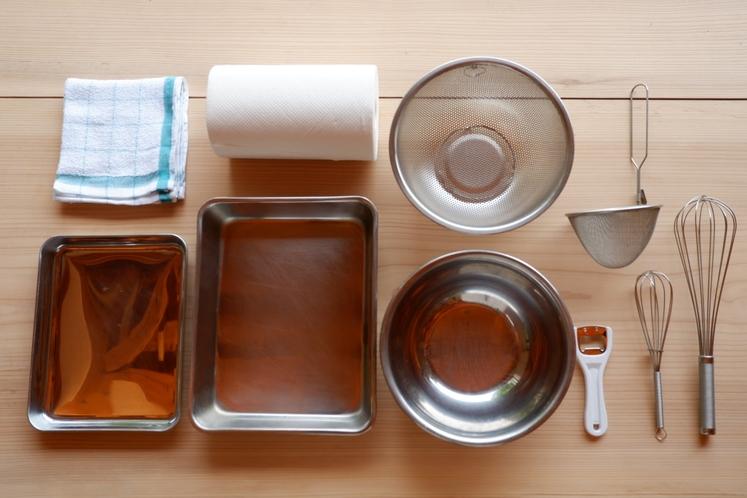 調理器具一例