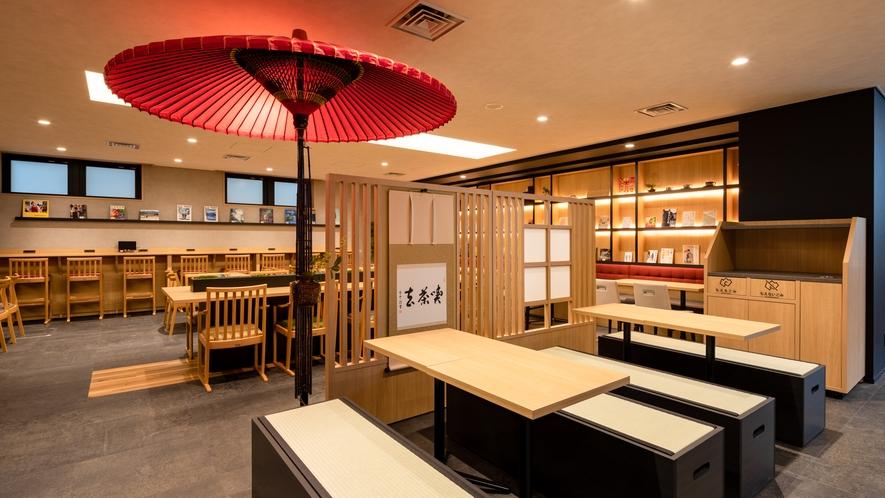 【ライブラリーカフェ】営業時間:14時~24時◆無料でご利用いただけます。