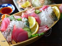【沖縄料理】刺身の盛り合わせ