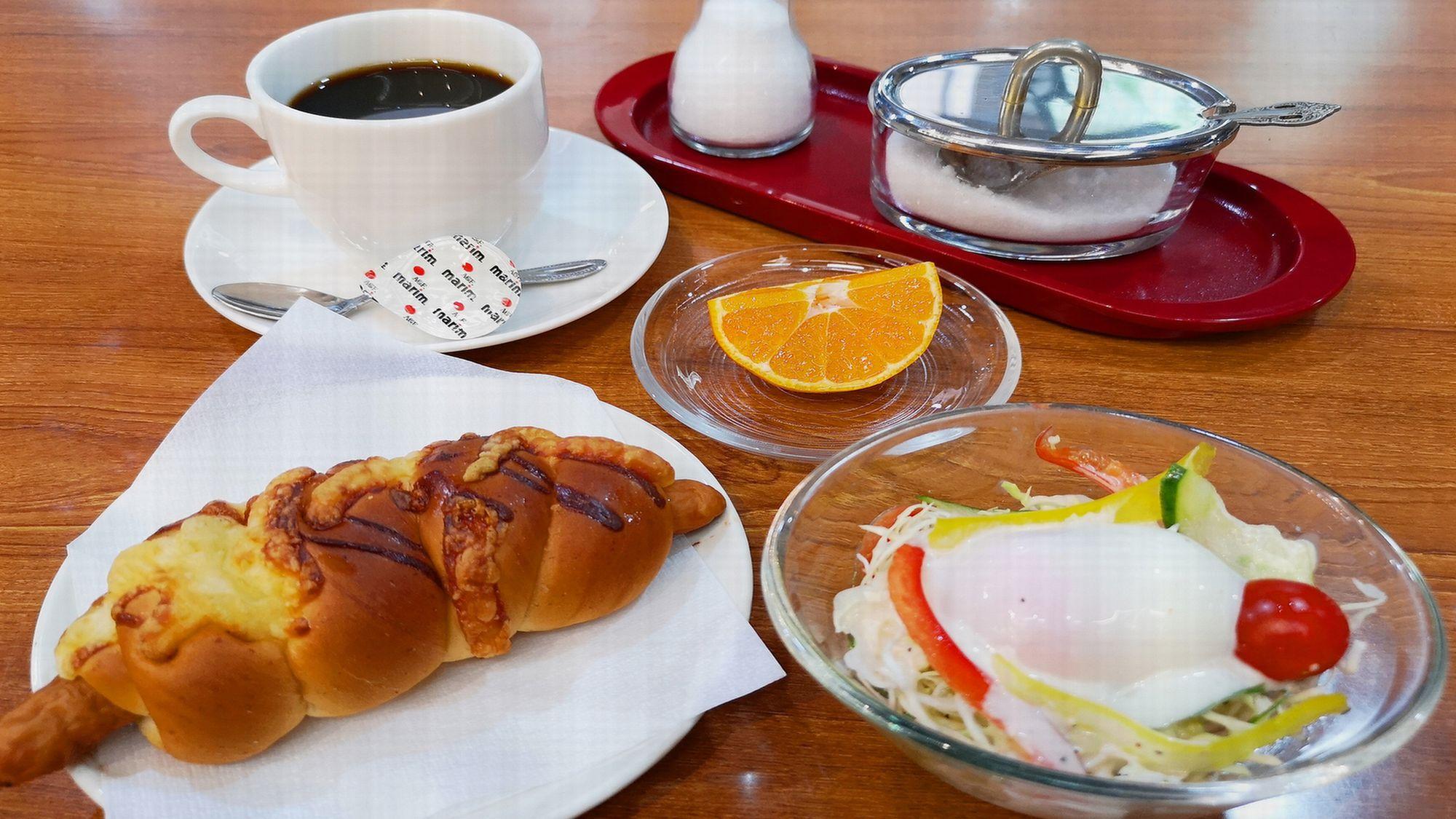 朝ごはんはシンプルに!かんたん朝食♪