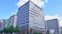 外観 メイン 新大阪から10分。ビジネスにもレジャーにもアクセスのよい立地です。