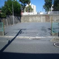 第二駐車場は22台分ご用意しています。※先着順になります。
