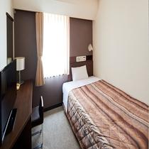 シングルワイドベッドルーム