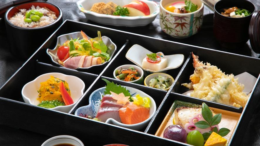 おてがる薩摩御膳(当日の仕入れ状況によりお料理内容が変更となる可能性がございます)