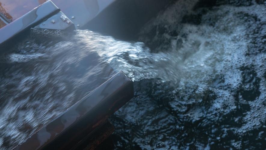 活発な火山活動によりもたらされた鹿児島の息吹を感じる湯