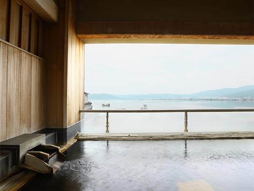 【ちょっとしたご褒美に】信州牛ステ−キ付き1泊2食付きバイキングプラン