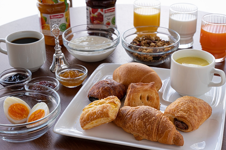R&Bホテル朝食