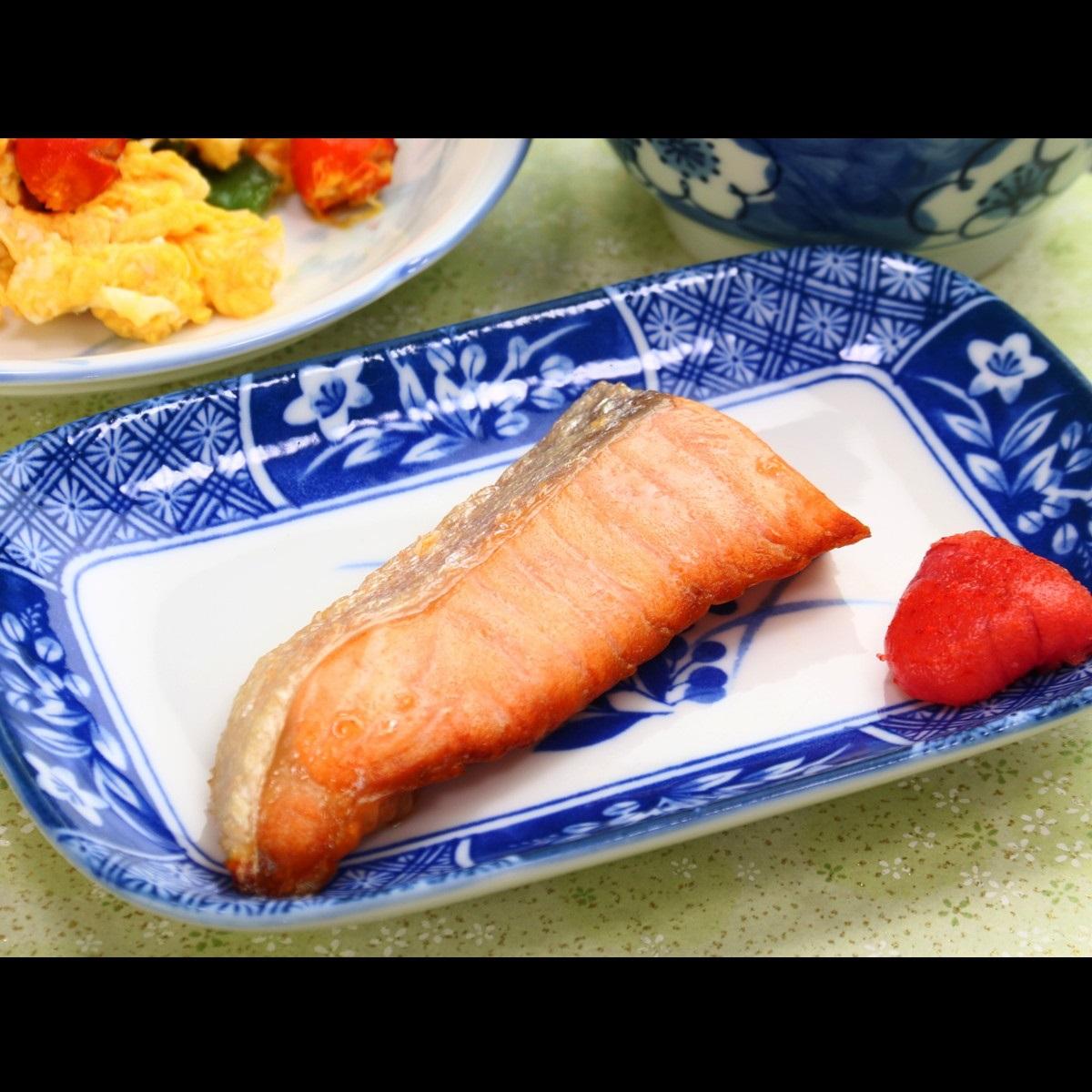 料理◆朝食。バランスを考えた和朝食をご用意します