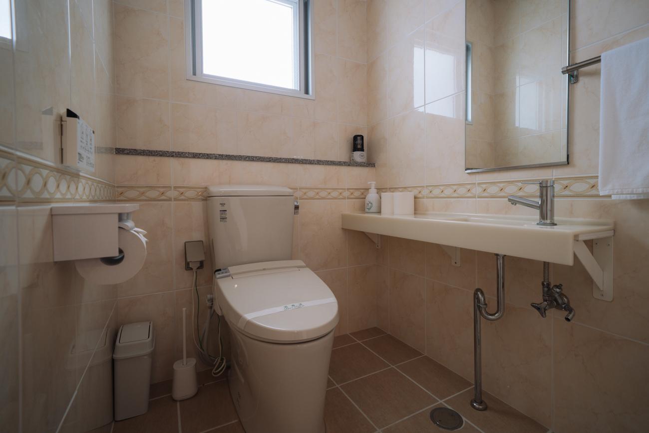 GRANDEトイレ