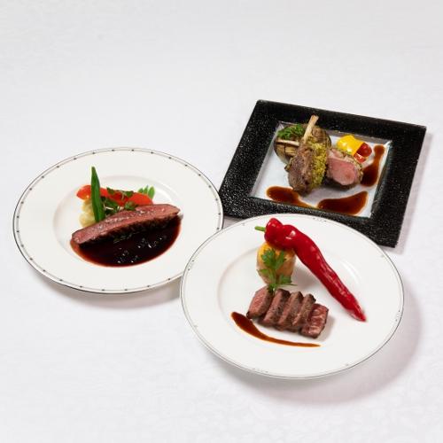 【ご夕食】お肉料理一例