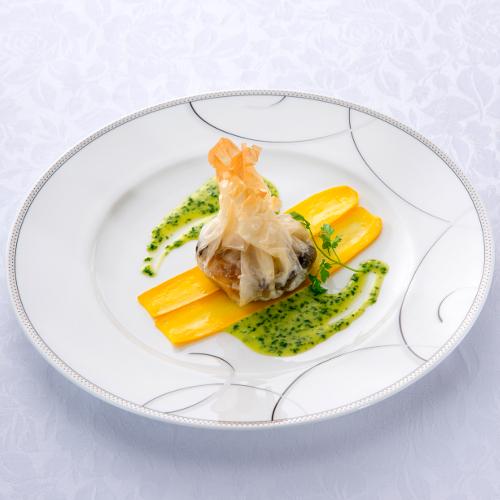 【ご夕食】前菜一例