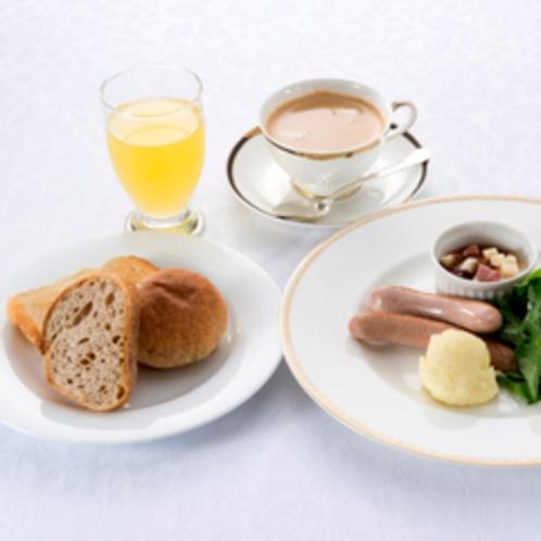 【ご朝食】3種のトースト