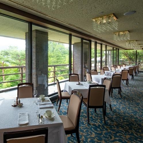 【ご朝食】レストラン Voyageur