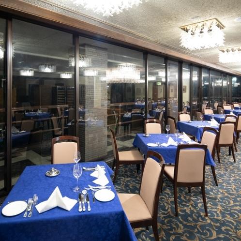 【ご夕食】レストラン Voyageur