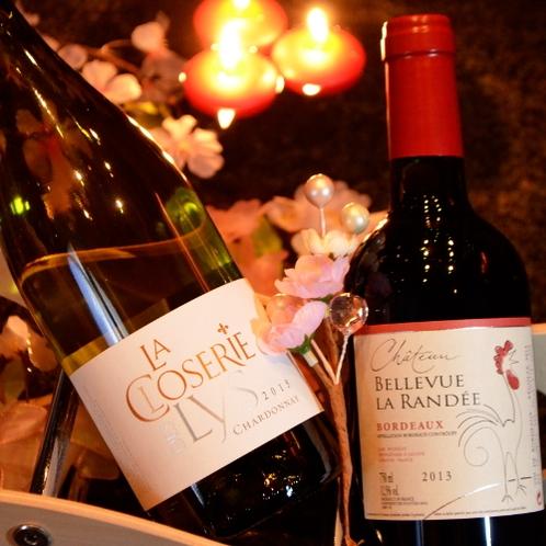 春のオススメボトルワイン一例