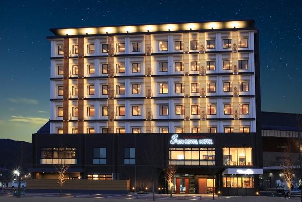 京都亀岡駅前(サンガスタジアム前)にホテルが誕生開業特別宿泊プラン2021年3月1日グランドオープン