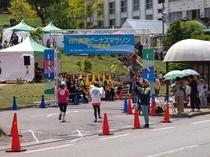 谷川まりビーナスマラソン