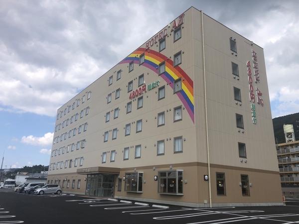 HOTEL AZ 徳島小松島店