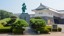 霞城公園 (写真提供:山形観光物産協会)