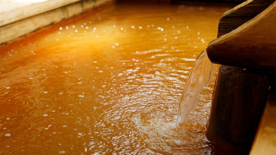 大浴場「ひのきの湯」露天
