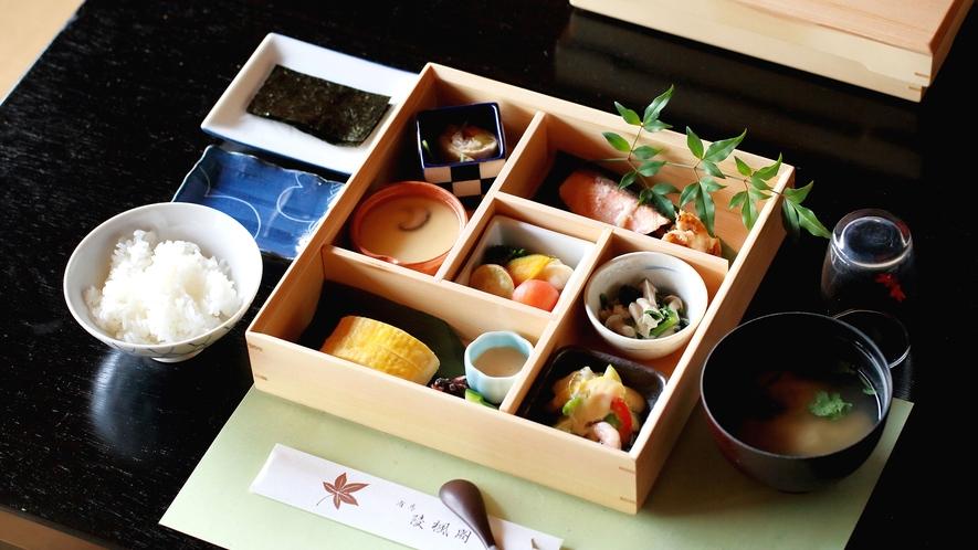 御朝食・和定食(一例)