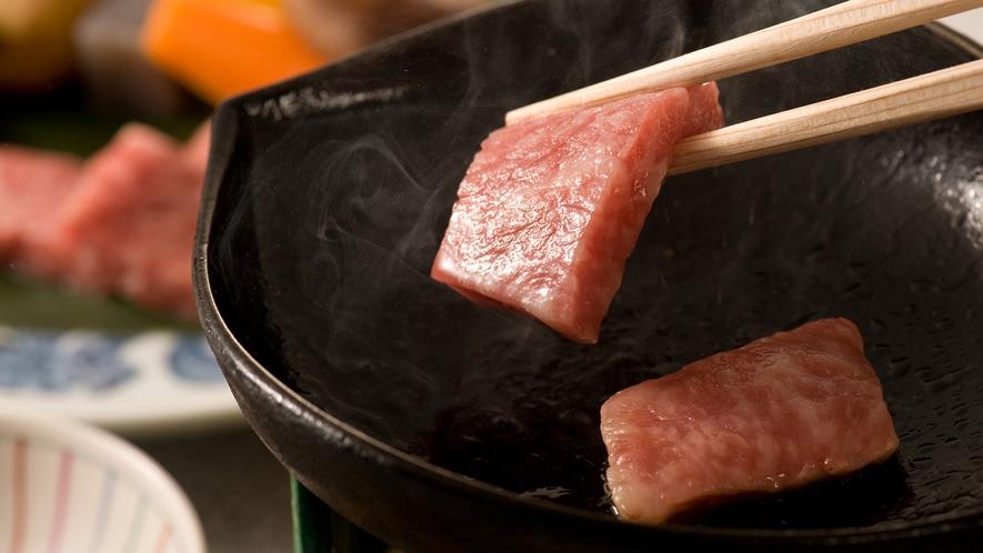 神戸牛鉄板焼