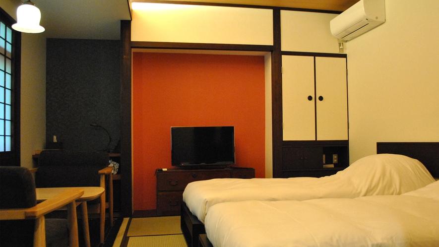 コンパクトなモダン和室20平米(一例)