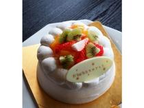 ホールケーキ(予約制)