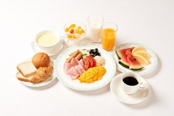 AM6:30 OPEN マロウドの朝食付プラン