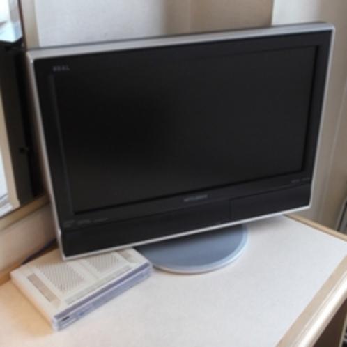 客室用備え付けテレビ