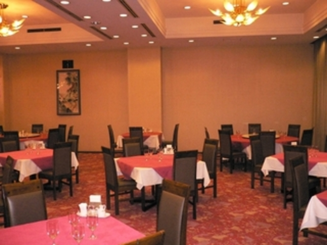 レストラン棟・1階中華レストランホール