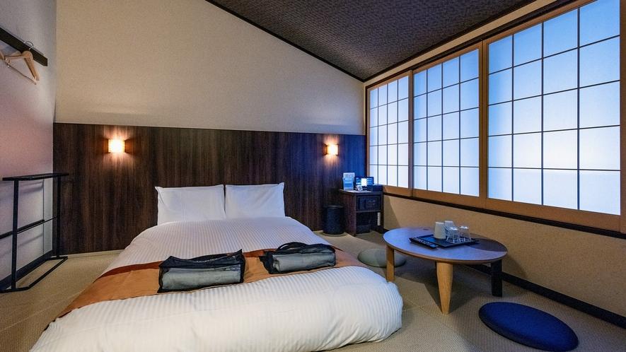 小田原の城下町をイメージした「旅籠」※タワー棟ではなく、商業ゾーン4Fにございます