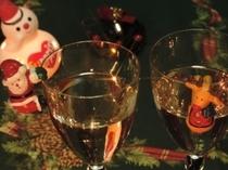 クリスマス限定プラン
