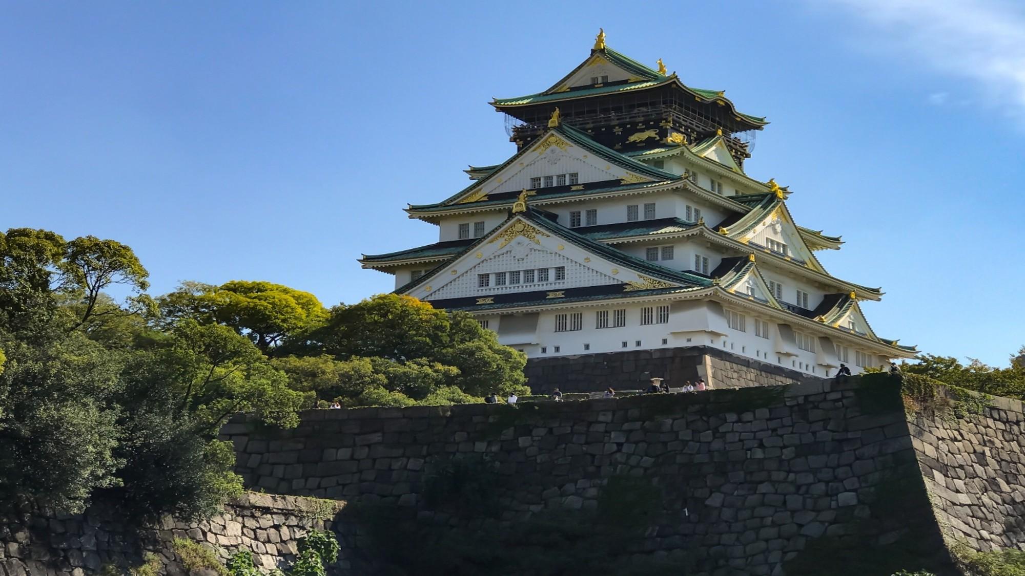 大阪城★観光に抜群の立地!