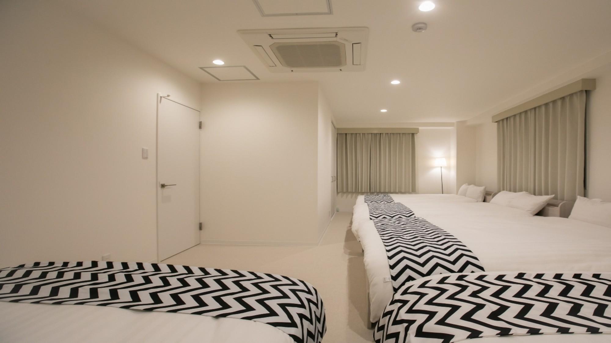 アパート301|寝室