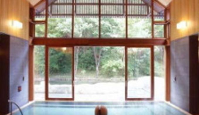 【星野温泉トンボの湯チケット付】タオルレンタル無料!手ぶらでゆったり旅行/基本グリルコース★2食付