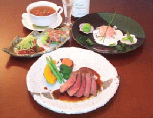 のんびり信州を味わう♪1泊2食付き【フルコースディナー】