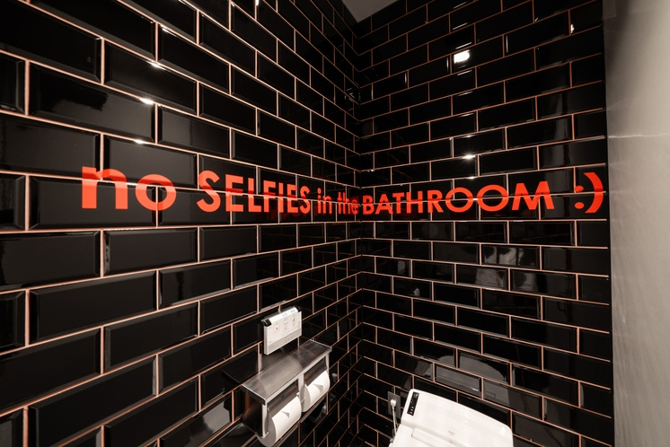 共用トイレ Detox