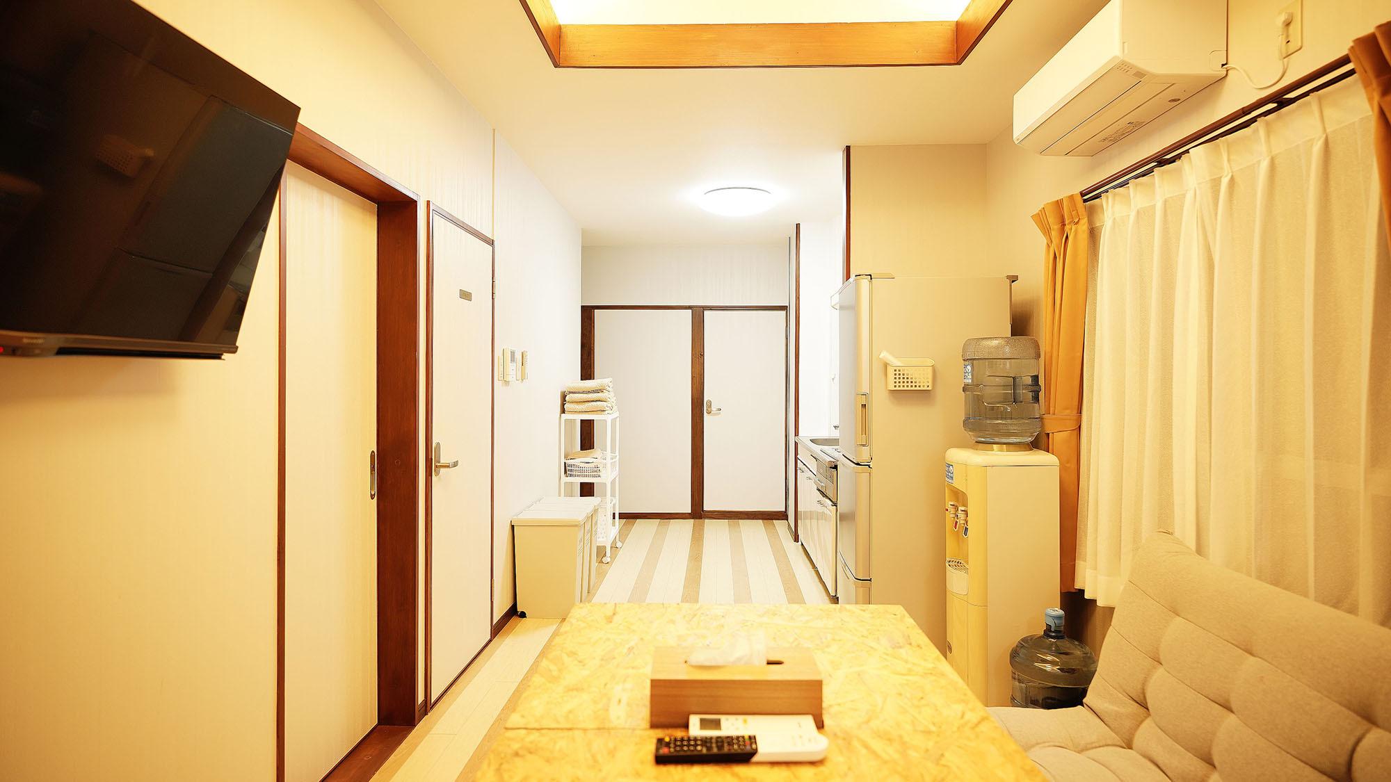 ・201号室:お部屋全体の雰囲気