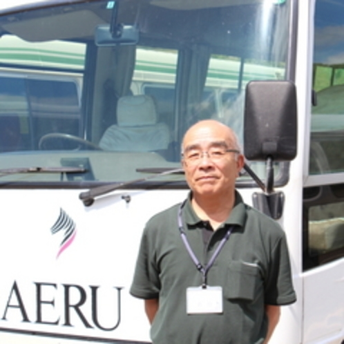 JRA見学ツアーの案内人