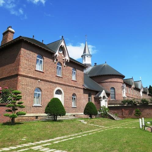 厳律シトー会 天使の聖母トラピスチヌ修道院