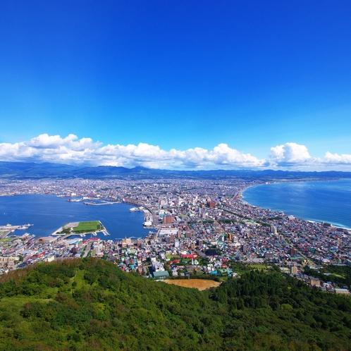 函館山眺望