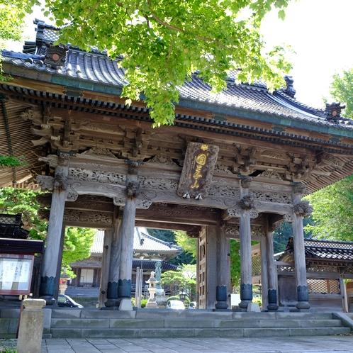 幸龍寺の鐘堂