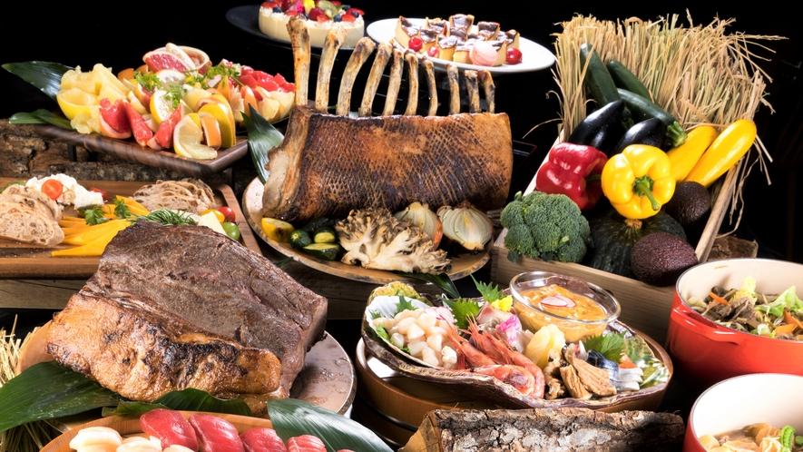 北海道最大級の和食ブッフェ
