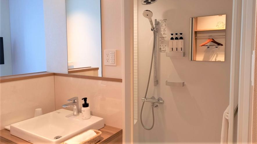 【水回り】シャワーブース、シンク、トイレ セパレート