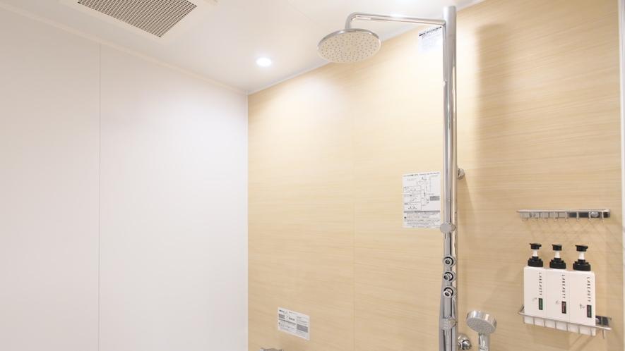 【ジュニアスイート】多機能シャワー