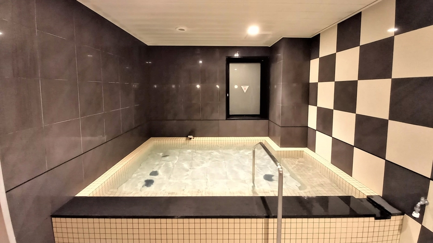 【大浴場】女湯:浴槽